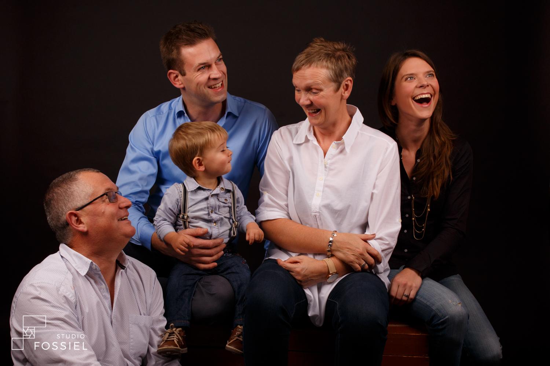 Studio Fossiel - Family fotografie