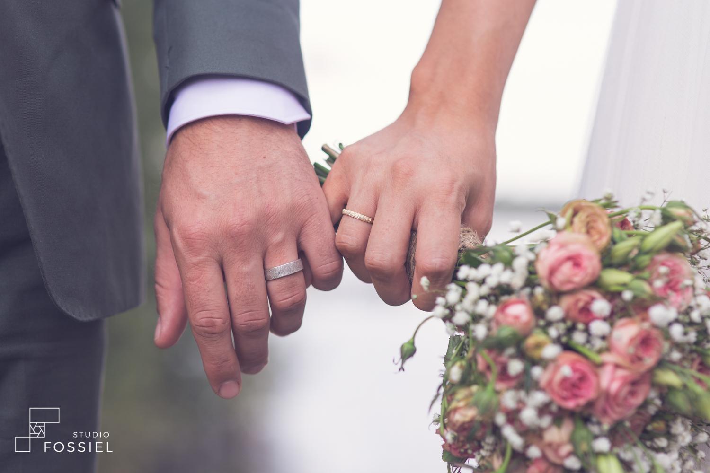 Studio Fossiel - Huwelijk fotografie