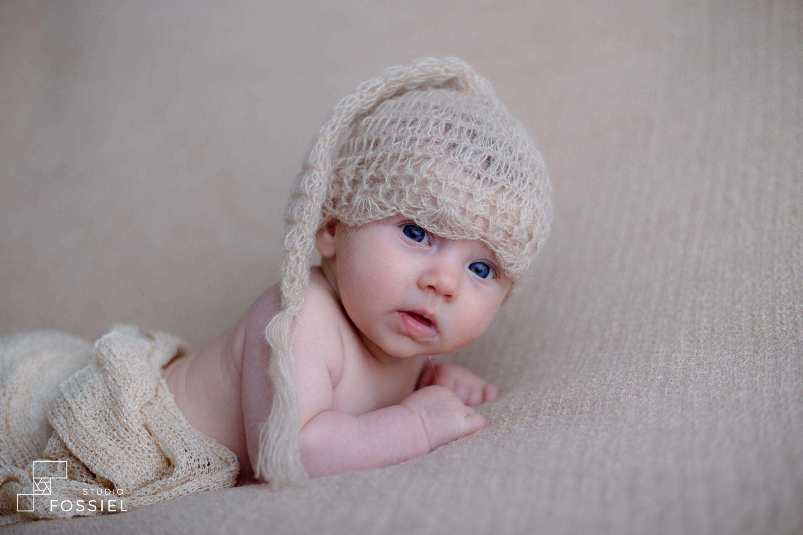 Studio Fossiel - Newborn fotografie